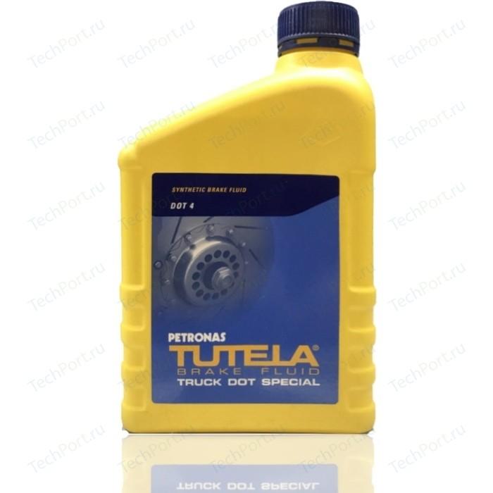 Тормозная жидкость Petronas Tutela BF Truck DOT Special 1л