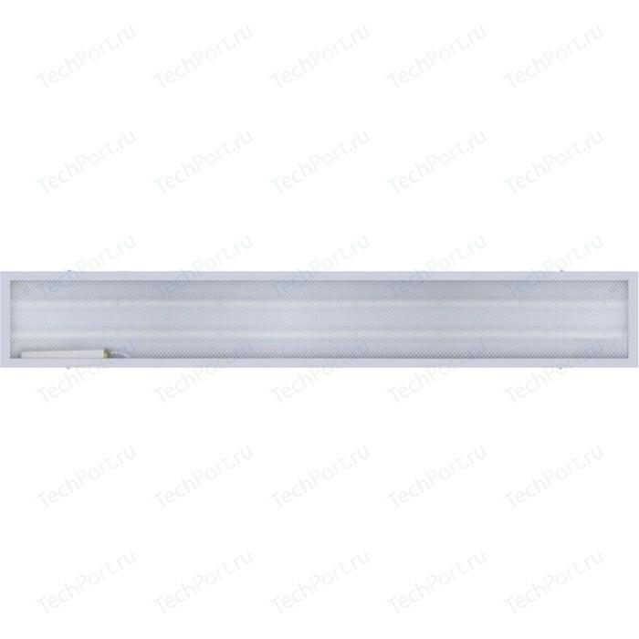 Встраиваемый светодиодный светильник Volpe ULP-Q105 18120-45W/DW White