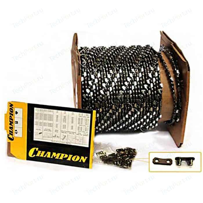 Цепь пильная (Бухта) Champion 0,325-1,5-1880зв. PRO (21BP) (B058-BP100RPRO) цепь пильная бухта champion 0 325 1 3 1880зв pro 20bp b050 bp100rpro