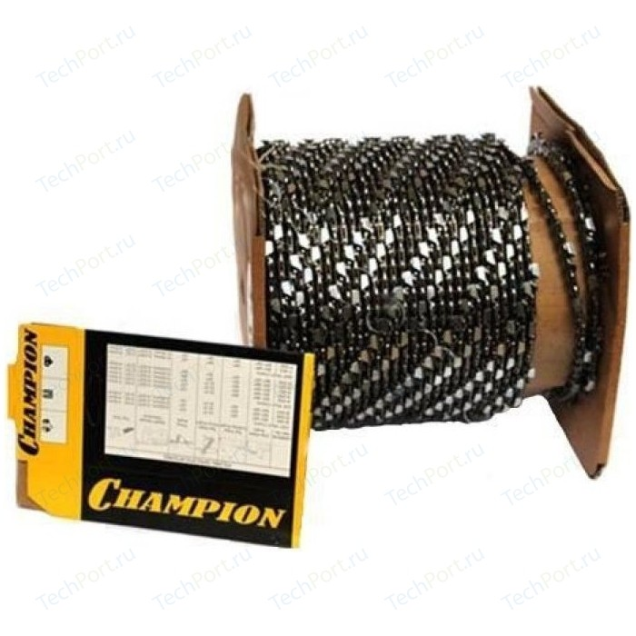 Цепь пильная (Бухта) Champion 3/8-1,3-1640зв. PRO (91L) (A050-L-100RPRO) цепь пильная бухта champion 0 325 1 3 1880зв pro 20bp b050 bp100rpro