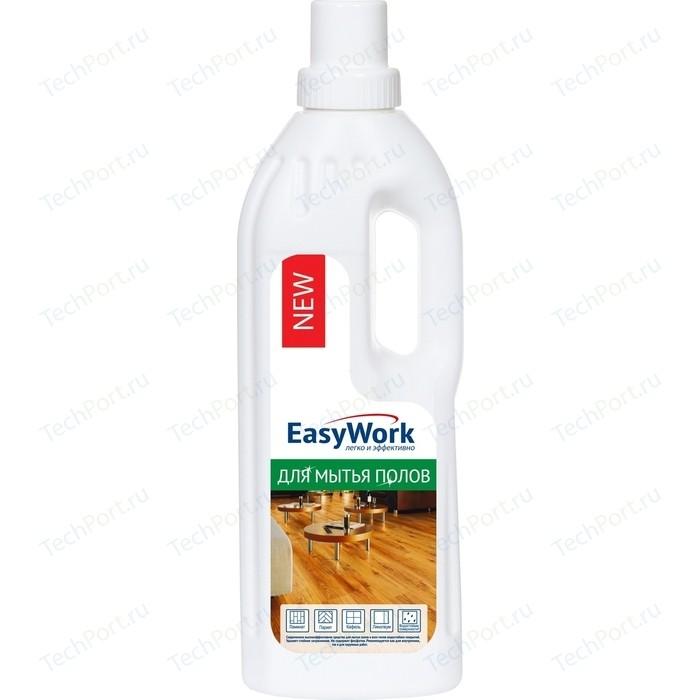 Средство EASYWORK для мытья полов универсальное профессиональное средство, 750 мл