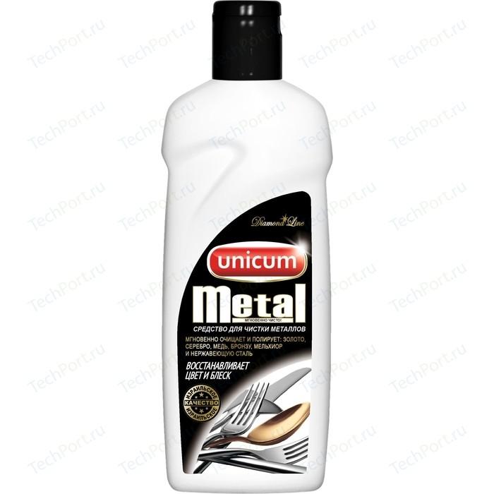 Крем UNICUM крем для изделий из драгоценных и цветных металлов, 380 мл
