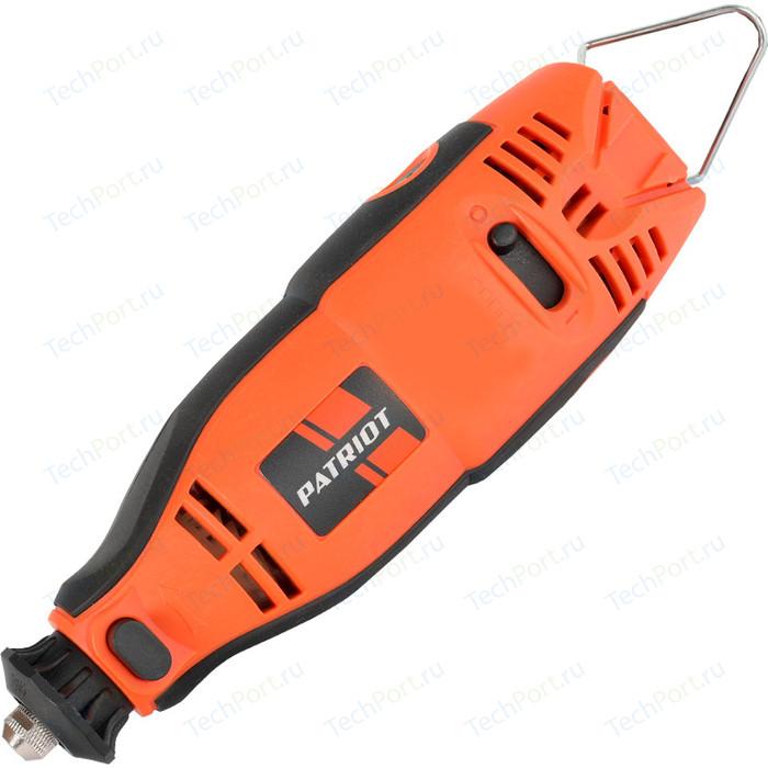 Гравер электрический PATRIOT EE 170, 160Вт 210 насадок, гибкий вал, кейс (150301170)