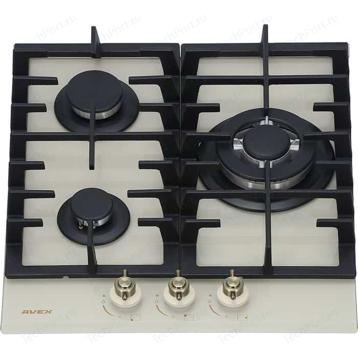 Газовая варочная панель AVEX HM 4534 RY