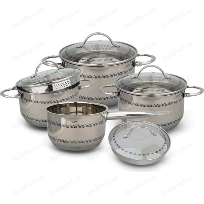 Набор посуды 8 предметов Kelli (KL-4263)