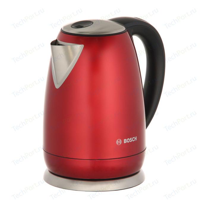 Фото - Чайник электрический Bosch TWK 78A04 чайник электрический bosch twk 7805