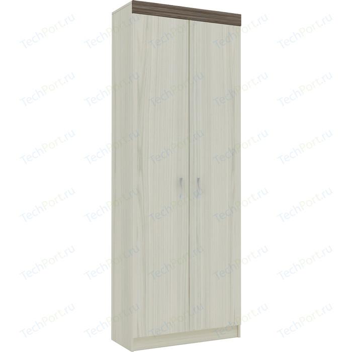 Шкаф гардеробный Комфорт - S Ева 2 М 3 туя светлая/туя темная