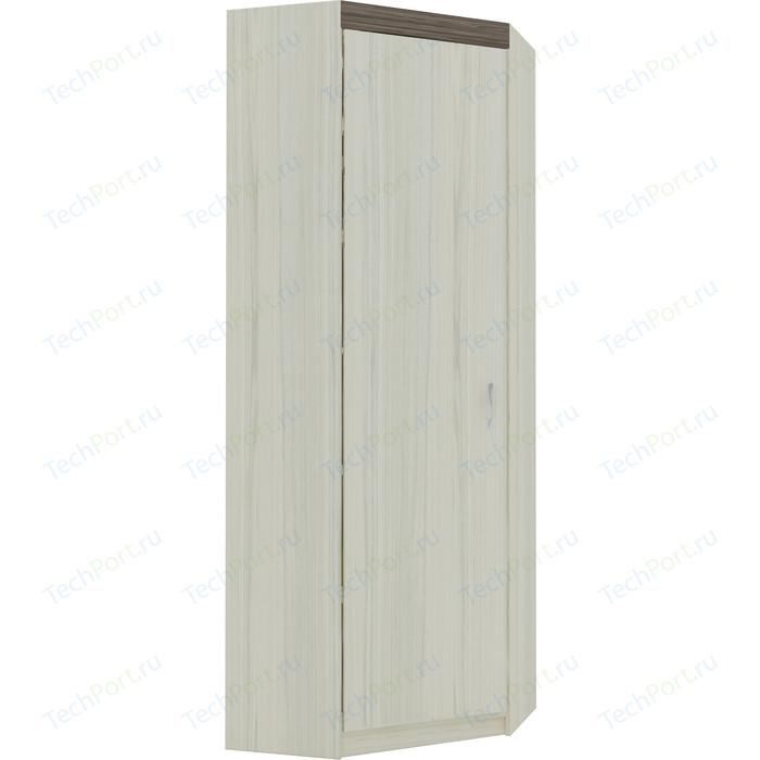 Шкаф угловой Комфорт - S Ева 2 М 4 туя светлая/туя темная