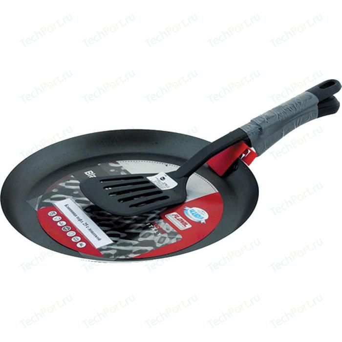 Сковорода для блинов Flonal d 22см Black&Silver (BS6221H)