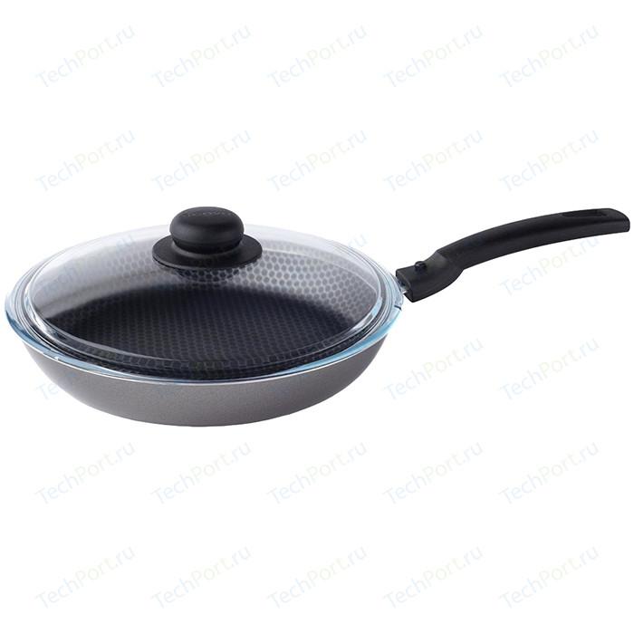 Сковорода с крышкой Scovo d 22см Discovery (СД027)