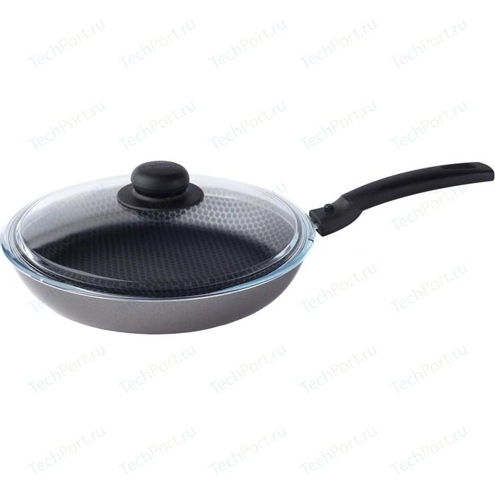 Сковорода с крышкой Scovo d 28см Discovery (СД030)