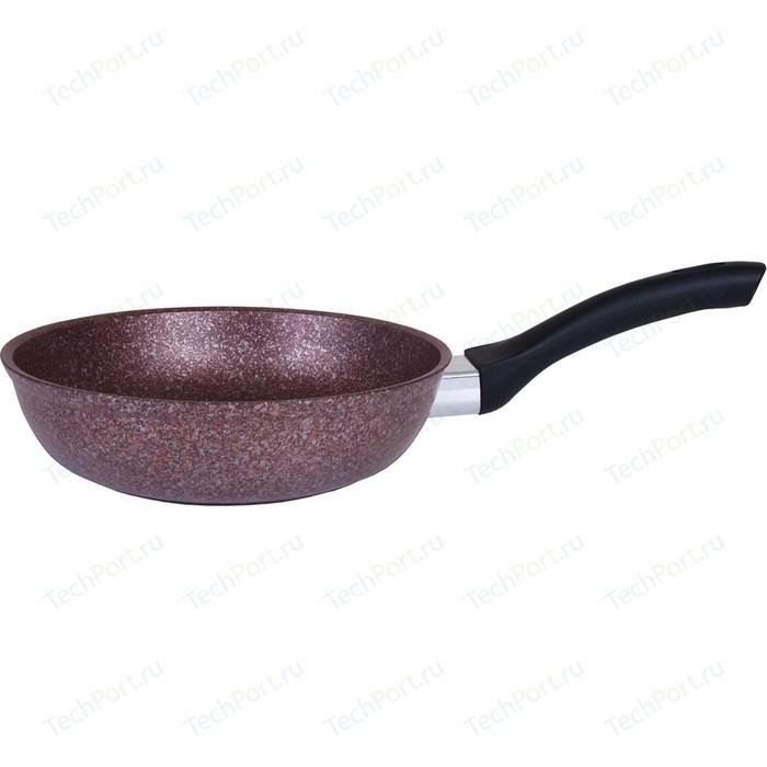 Сковорода Kukmara d 22см Granit ultra red (сга220а)