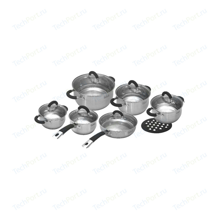 Набор посуды 7 предметов Taller Шелборн (TR-1047)
