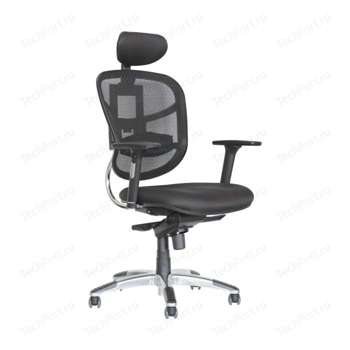 Кресло Стимул-групп HT-5008 black (сетка черная)