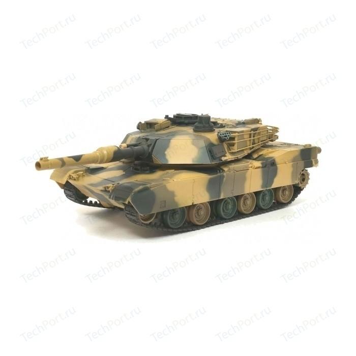 Фото - Радиоуправляемый танк Heng Long M1A2 Abrams Tank масштаб 1:24 40МГц - 3816 rhonda abrams hire your first employee