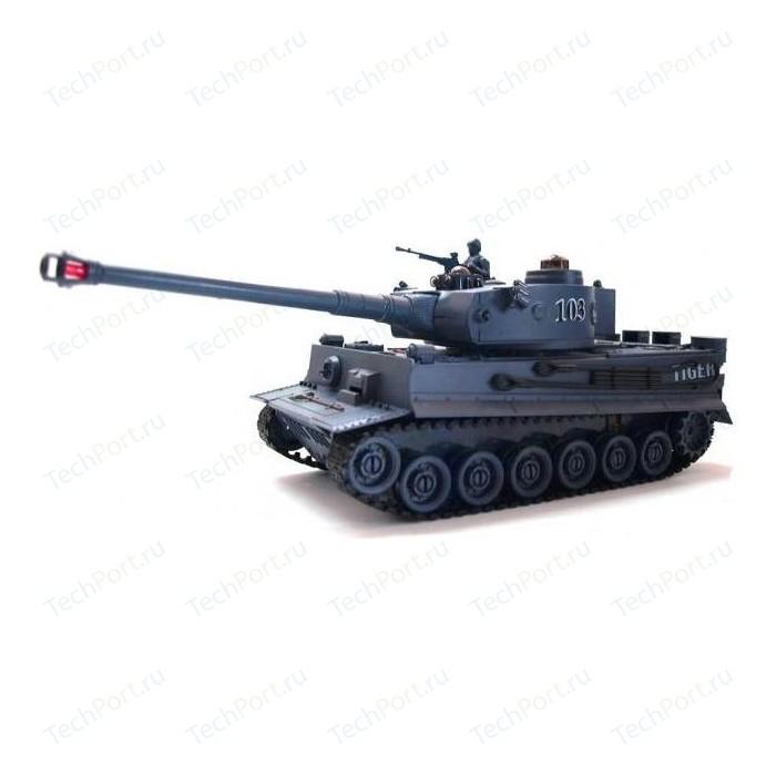 Радиоуправляемый танк Zegan Tiger I масштаб 1:28 RTR 27Mhz - 99807