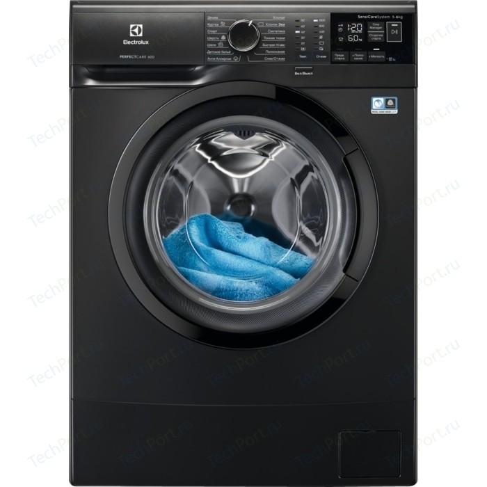Стиральная машина Electrolux PerfectCare 600 EW6S4R06BX стиральная машина electrolux perfectcare 800 ew8f1r48b