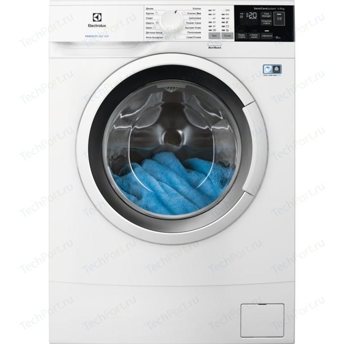 Стиральная машина Electrolux PerfectCare 600 EW6S4R27W стиральная машина electrolux perfectcare 800 ew8f1r48b