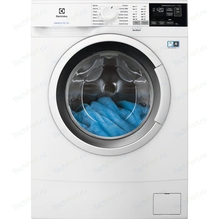 Стиральная машина Electrolux PerfectCare 600 EW6S4R04W стиральная машина electrolux perfectcare 800 ew8f1r48b