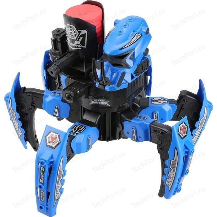 Радиоуправляемый боевой робот-паук Keye Toys Space Warrior (лазер, диски) 2.4GHz - KY9005-1