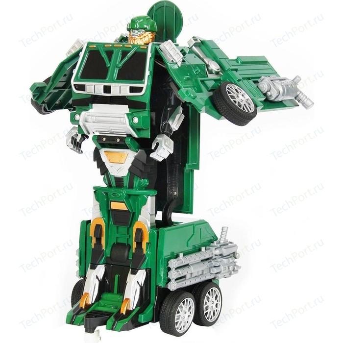 Радиоуправляемый робот MZ Model трансформер Военный грузовик 1:14 - 2809P