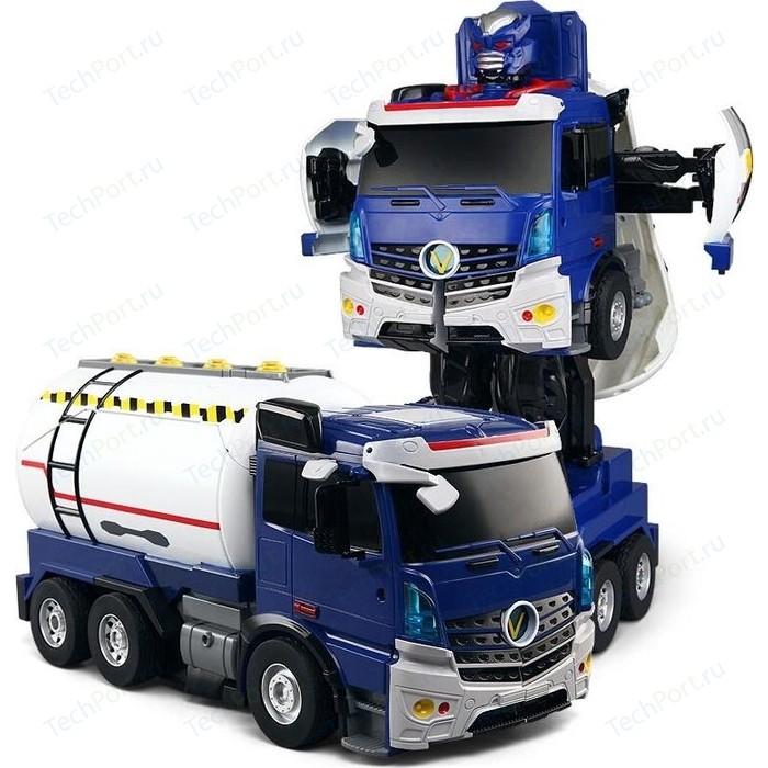 Радиоуправляемый робот-трансформер Jia Qi Бензовоз* - JQ6609