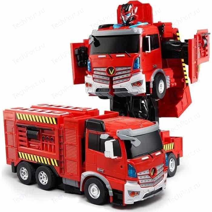 Радиоуправляемый робот-трансформер Jia Qi *Пожарная* - JQ6608