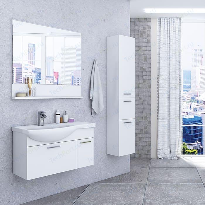 Мебель для ванной Акватон Инди 80 белая
