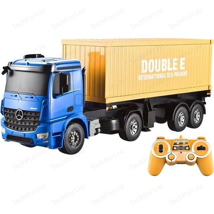 Радиоуправляемый контейнеровоз Double Eagle Mercedes-Benz Arocs 1:20 2.4G - E564-003
