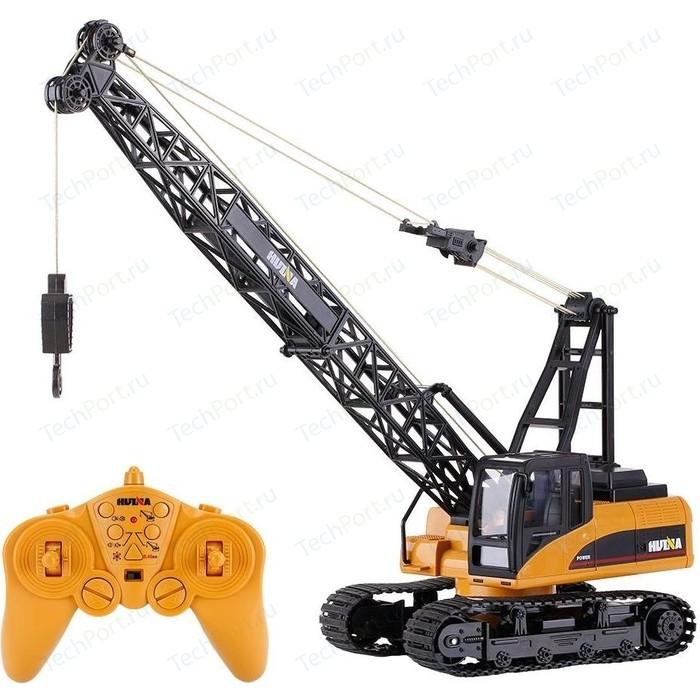 Радиоуправляемый кран HuiNa Toys масштаб 1:14 2.4G - HN1572