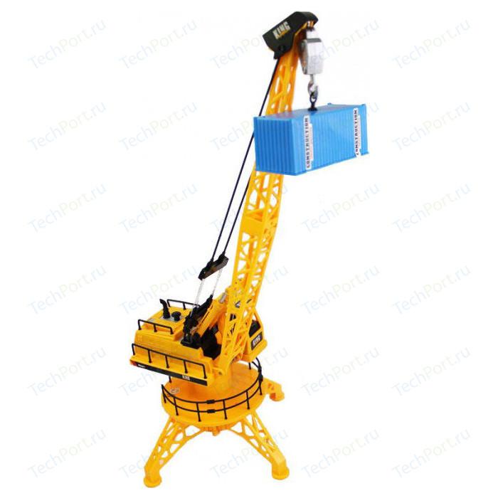 Радиоуправляемый портовый кран Rui Cheng King Force 60 см 1:30 - LS6803