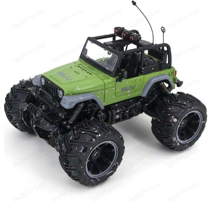 Радиоуправляемый зеленый джип ZC 4WD 1:16 2.4G - 333-MUD14B-G