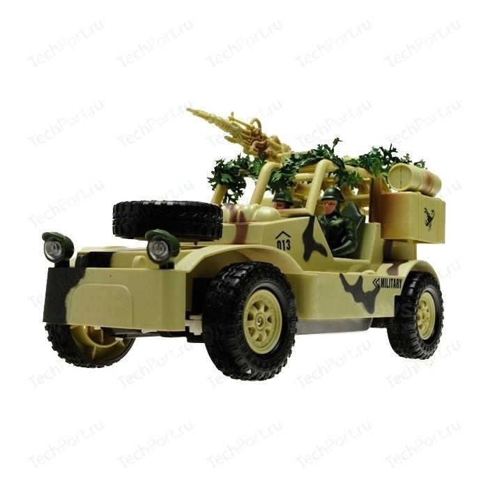 Радиоуправляемый военный MYX джип Field Vehicle 1:20 - 8019B