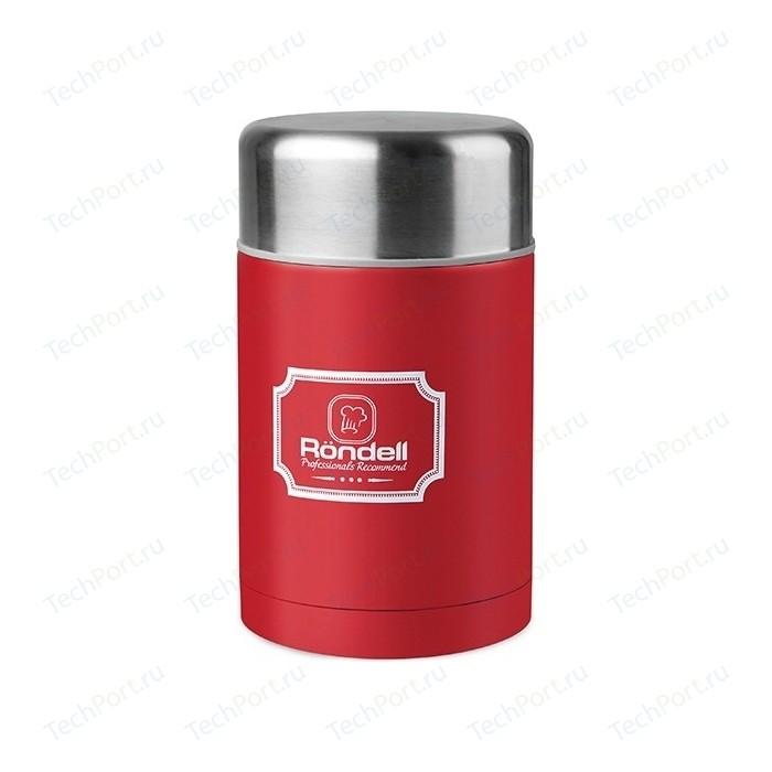 Термос для еды 0.8 л Rondell Picnic Red (RDS-945)