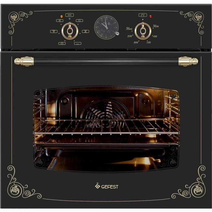 Электрический духовой шкаф GEFEST ДА 602-02 К93 цена 2017