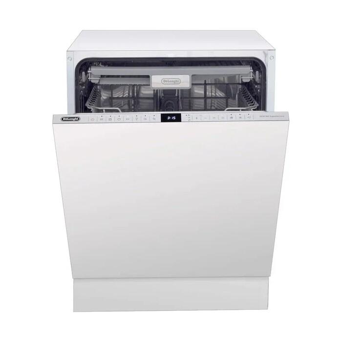 Встраиваемая посудомоечная машина DeLonghi DDW 06F Supreme nova посудомоечная машина delonghi ddws09s agate