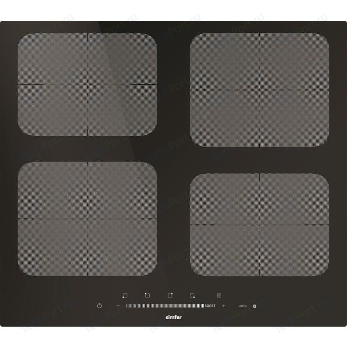Индукционная варочная панель Simfer H60I19B021