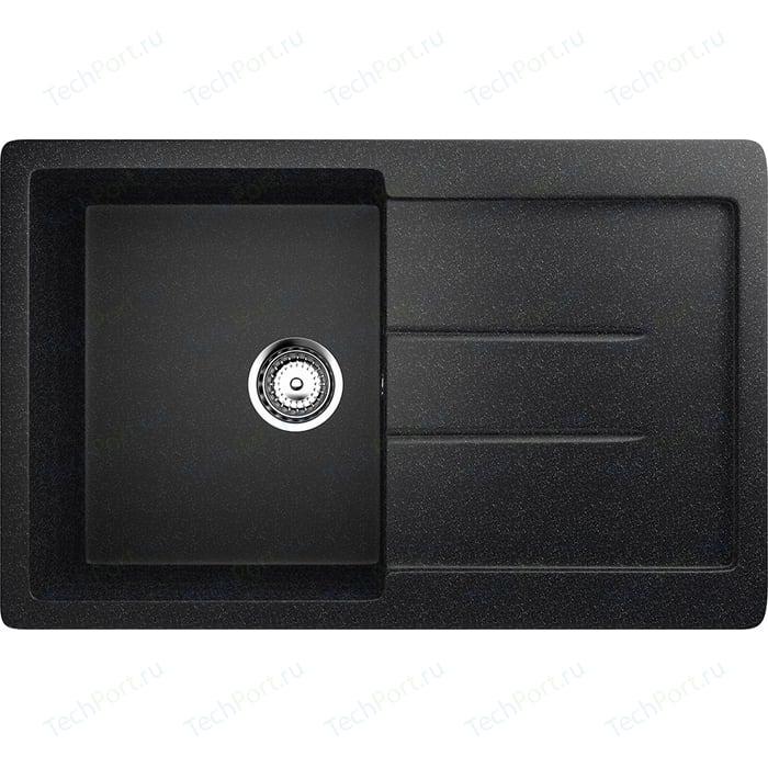 Кухонная мойка Ulgran U-507-308 черная