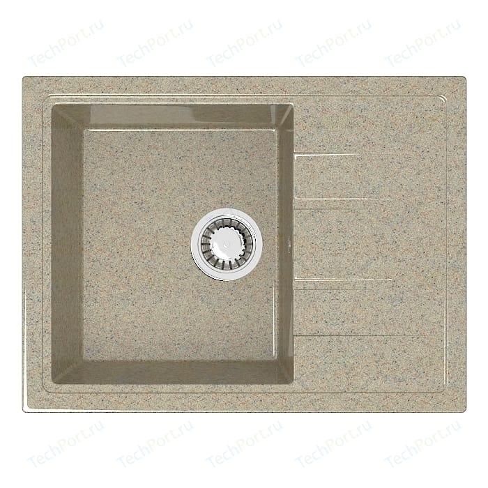 Кухонная мойка Marrbaxx Анастасия Z150Q5 песочный (Z150Q005)