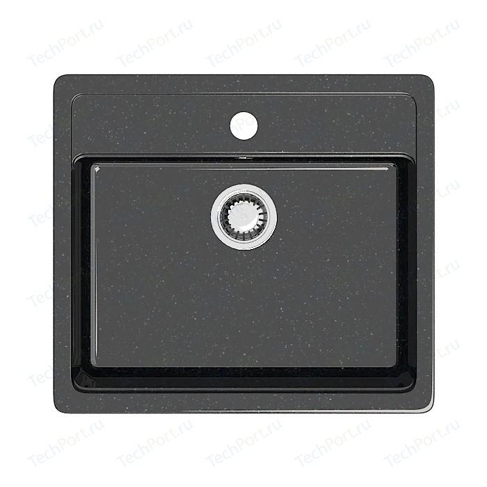 Кухонная мойка Marrbaxx Джекки Z9Q4 чёрный (Z009Q004)