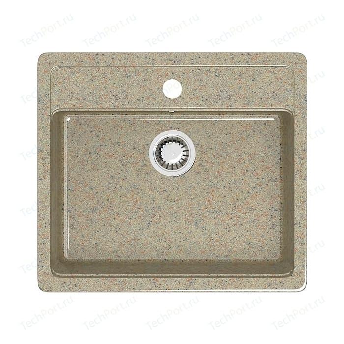 Кухонная мойка Marrbaxx Джекки Z9Q5 песочный (Z009Q005)