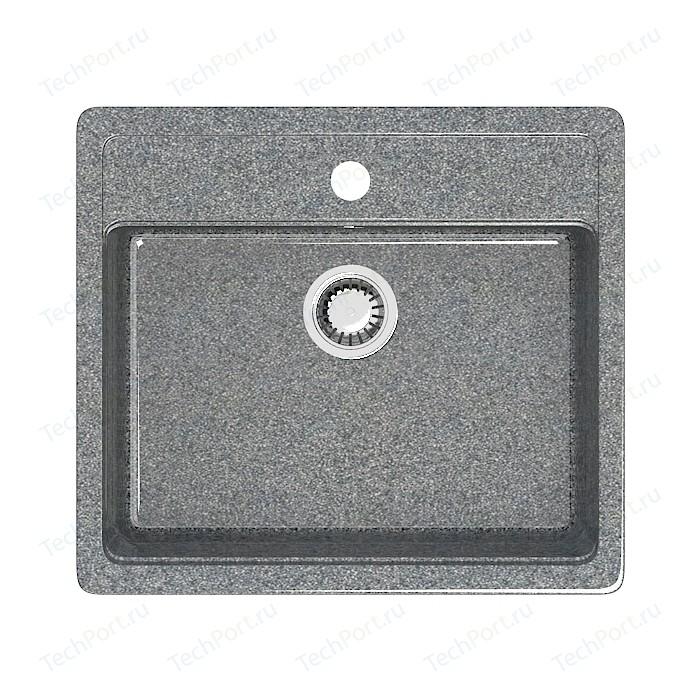 Кухонная мойка Marrbaxx Джекки Z9Q8 тёмно-серый (Z009Q008)