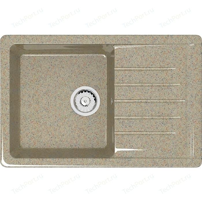 Кухонная мойка Marrbaxx Энди Z16Q5 песочный (Z016Q005)