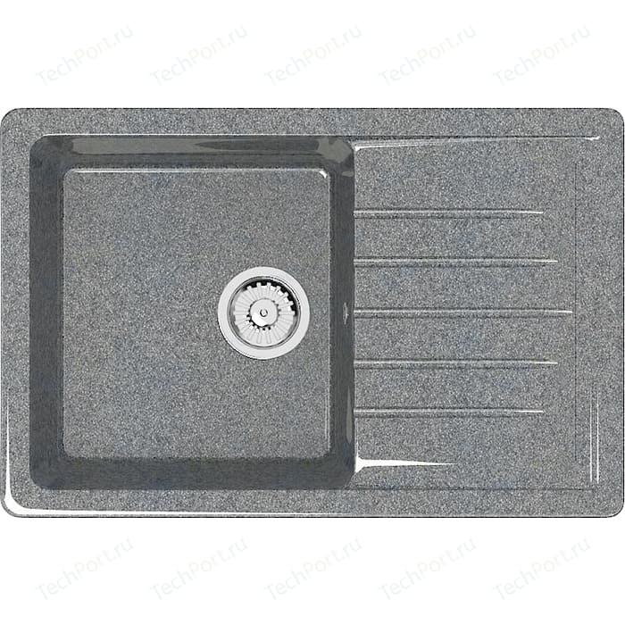 Кухонная мойка Marrbaxx Энди Z16Q8 тёмно-серый (Z016Q008)