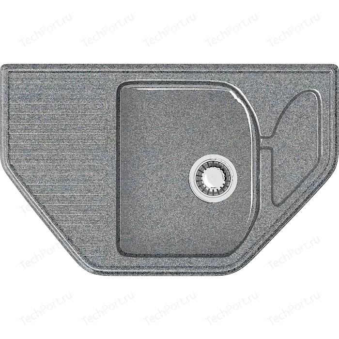 Кухонная мойка Marrbaxx Рики Z22Q8 тёмно-серый (Z022Q008)