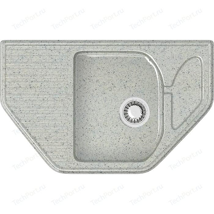 Кухонная мойка Marrbaxx Рики Z22Q10 светло-серый (Z022Q010)