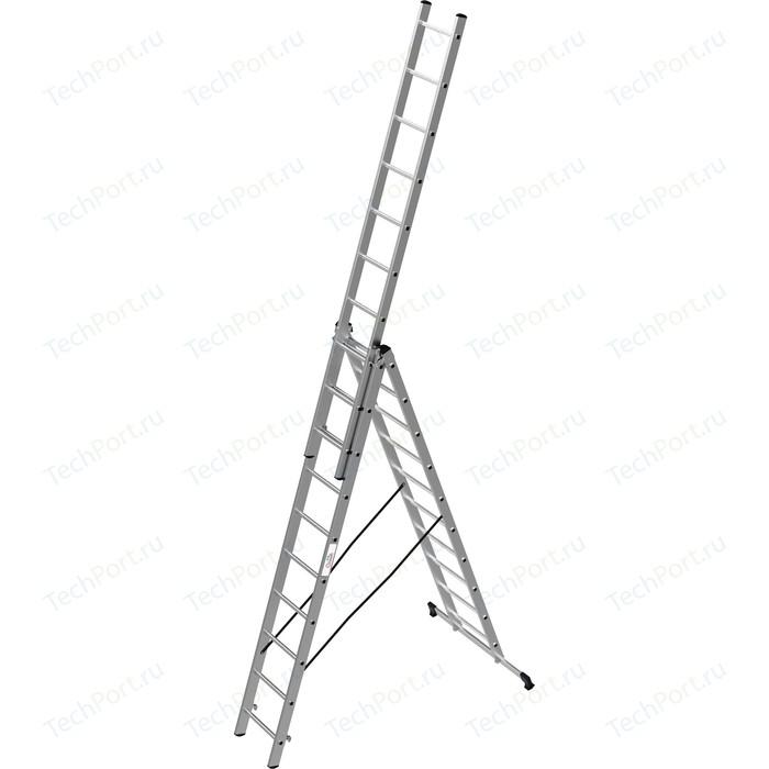 Лестница трехсекционная Олимп 3х10м (1230310A)