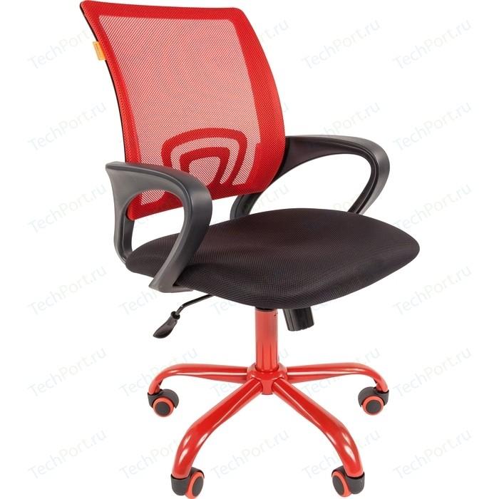 Офисноекресло Chairman 696 TW красный, CMet