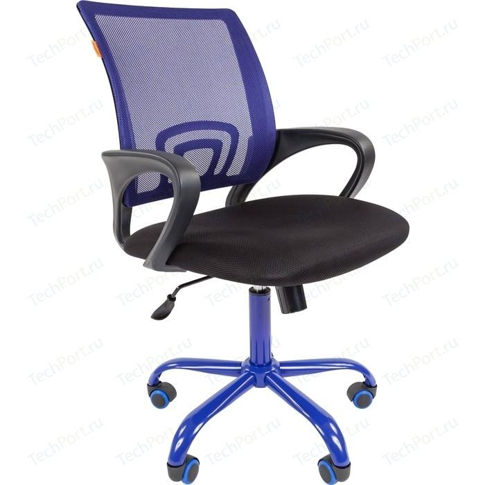 Офисноекресло Chairman 696 TW синий, CMet