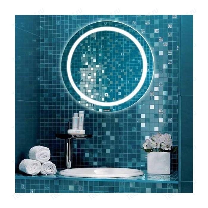 Зеркало Comforty Круг 75 LED подсветка (00004140525)